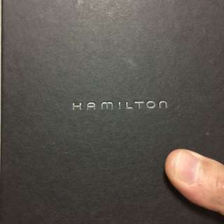 Hamilton quart diver 300m watch,new,wit box n paper,wat c wat u get,tks