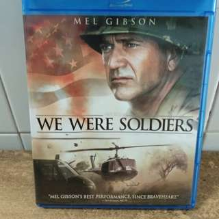 We were Soldiers - Blu Ray - US import (original) A Great War Movie