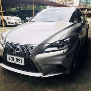 Lexus 2014 ls350 F sport top of the line