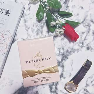 Burberry Blush 90ml for your Valentines