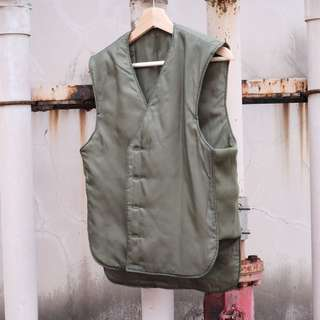 🚚 韓國購入 軍版 鋪棉背心