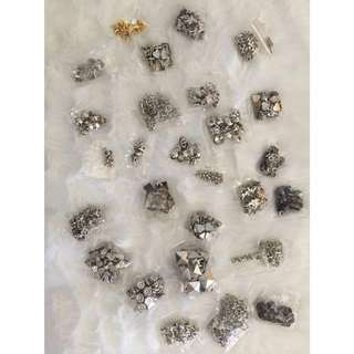 TAKE ALL! Assorted studs