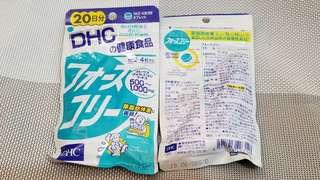 特價清倉DHC魔力瘦身因子全身瘦4slim減肥瘦身健康產品