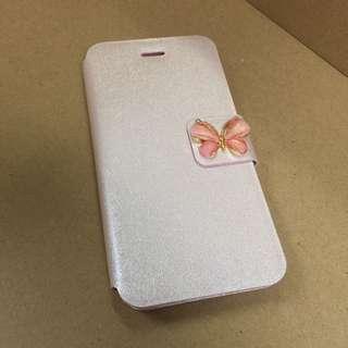 "Brand New iPhone 6/6S 4.7"" inch Flip Cover Pink 手機套電話殼"