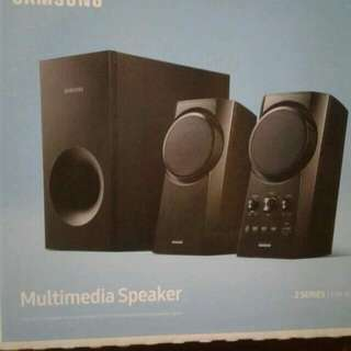 Samsung hk-w20 multimedia 3.1 home theater speaker