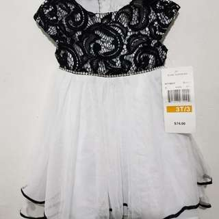 Brand New and Elegant Rare Editions Formal/ Party Dress