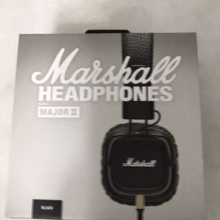 Marshall Headphone