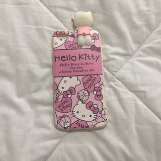 Hello kitty case for iphone7+