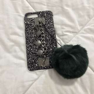 Glam case for iphone7+