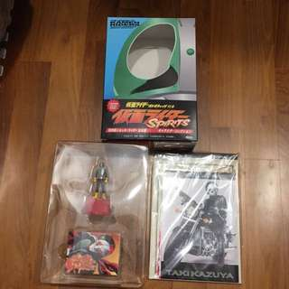 "BNIB! Rare 7 Eleven x Kamen Riders ""The Legend Of Kamen Riders"" Movie Commemorative Souvenir Set"