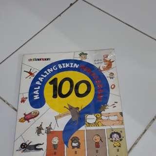 Buku cerita anak : Hal yang bikin penasaran
