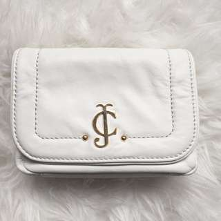 Juicy Couture White Bag