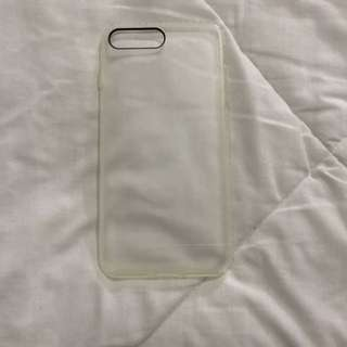 Clear case for iphone7+