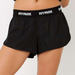 Ivy Park running shorts