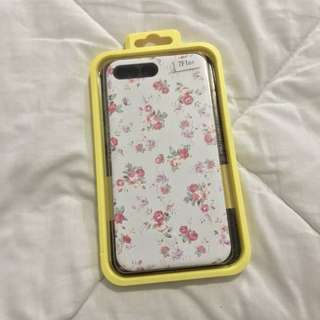 Brandnew floral case for iphone7+
