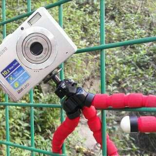 Octopus tripod phone and camra  accessories