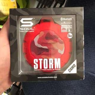 Soul Storm Speaker