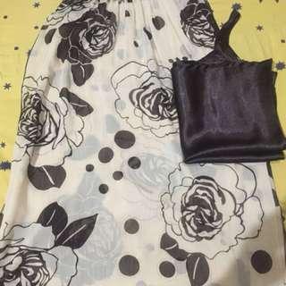 Atasan Mini Dress