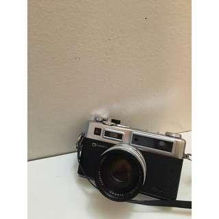 Vintage Camera Yashica Electro 35 GSN