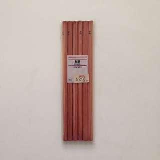 MUJI 2B Pencils