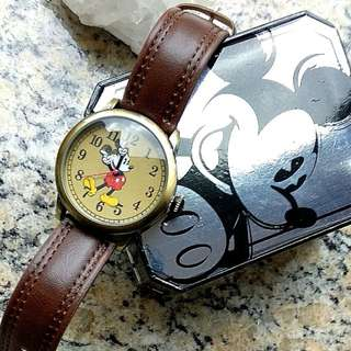 Disney Mickey Mouse Vintage Watch