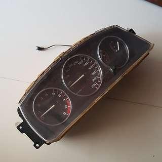Civic ESI SIR meter