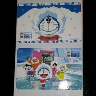 Doraemon Ezlink Card 2017 Limited Ed.