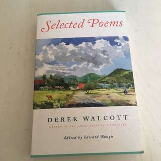 Derek Walcott Selected Poems
