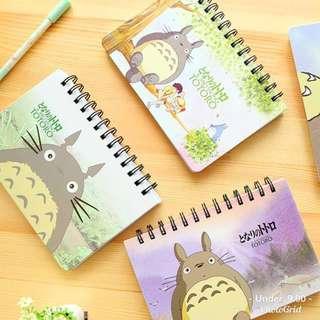 Totoro weekly planner