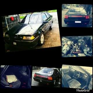 Proton saga iswara 1.5i hatchback limited tiptop ondaroad