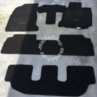 Toyota Wish Floor Carpets (full set)