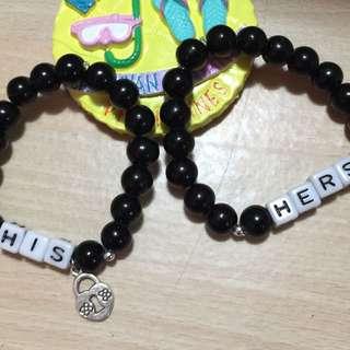 couple/friendship bracelet