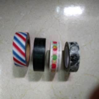 Washi tapes for sales