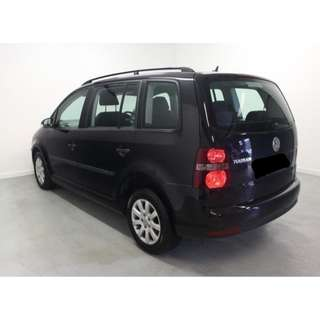 volkswagen Touran 1.4 A  for rent