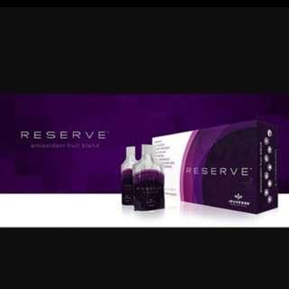 Brand new Reserve