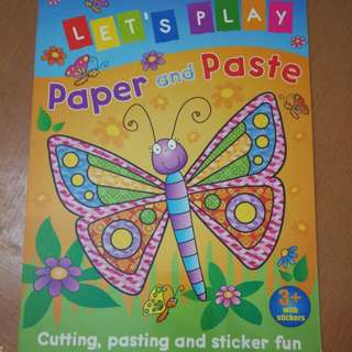 Let's play paper and paste
