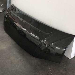 Hiace Front Bonnet(Carbon Fiber)