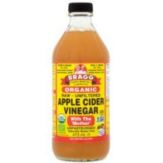 Bragg Apple Cider Vinegar / Cuka apel