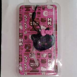 Hello Kitty Ezlink Charm in Black Ltd Edition