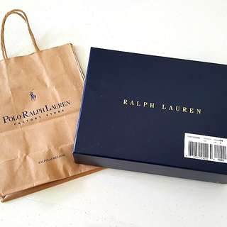 Original Ralph Lauren Girl dresses 2pcs Gift Set