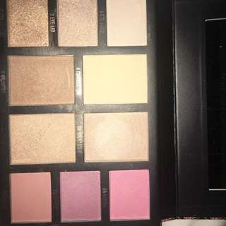Chi chi face palettes