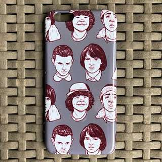 Stranger Things iPhone 6/6s back case