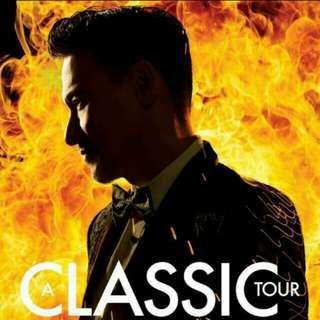 Jacky Cheung Concert Tickets-Sunday 11 Feb