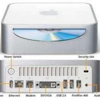 Apple mac mini A1103