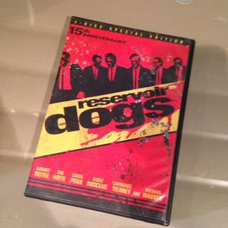Reservoir Dogs 15th Anniversary Edition