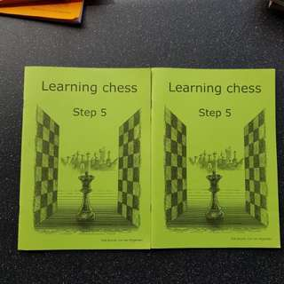 Learning Chess Step 5