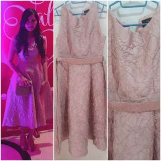 Dress pinky LAUD