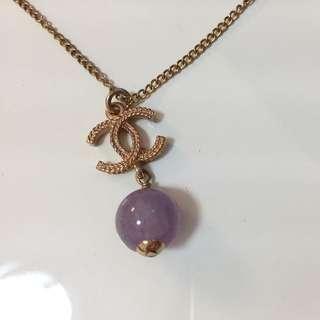 Chanel necklace 頸鏈 hermes dior
