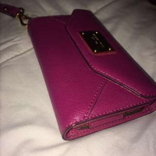 Authentic Michael kors wallet/phone case