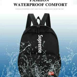 Supreme bagpack set for only 920